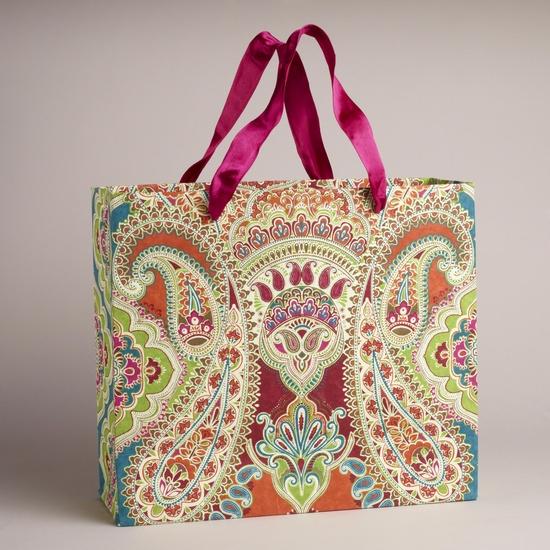 Extra Large Venice Original Handmade Gift Bag
