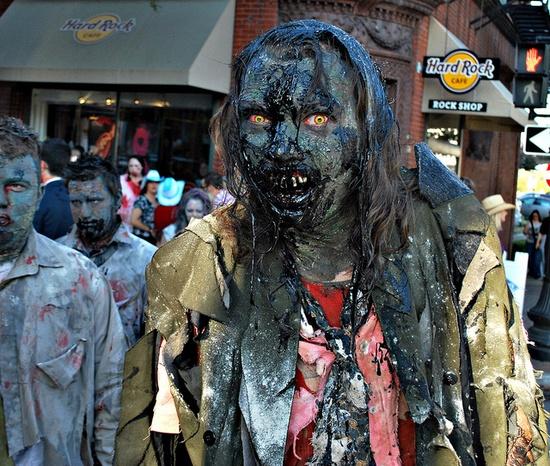 zombie walk nashville 2011 96