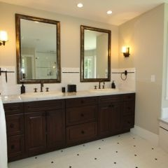 possibility for bathroom vanity