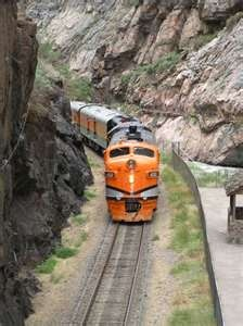 Royal Gorge Train - Canyon City Colorado.