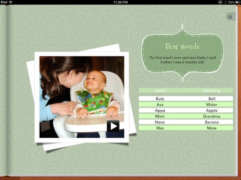 The very best iOS baby book apps for preserving those special memories