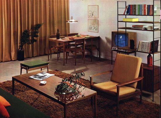 Home Design, 1960s