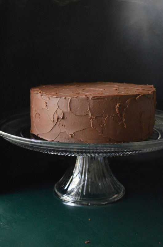 It's Katie, Darling!: Let Them Eat Devil's Food Cake! ~ Day 74.02 Today I'm grateful for chocolate cake I didn't have to bake. :D
