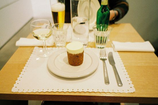 rose bakery @ dover street market ginza ++ cutest place mats