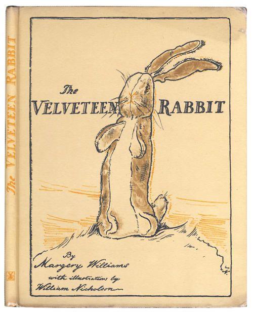 Everyone has a Velveteen Rabbit of sorts.