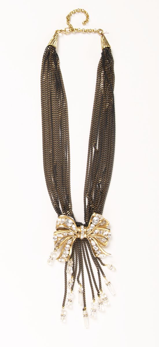 CHANEL NECKLACE @Michelle Flynn Flynn Coleman-HERS