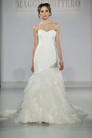 Maggie Sottero Runway Show, Fall 2013