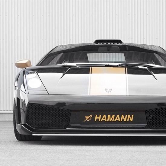 Awesome Lamborghini Gallardo Victory HAMANN