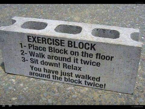 Exercise diy