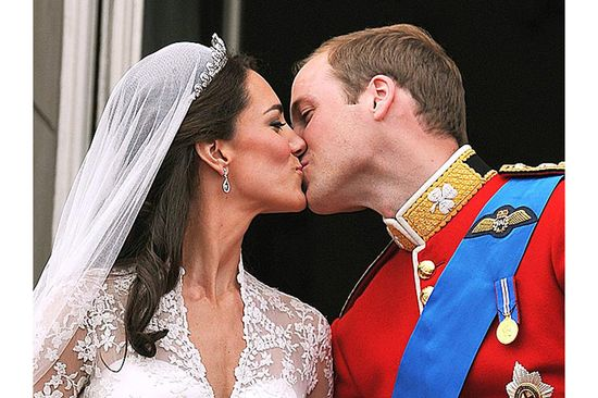 Kate Middleton and Prince Edward