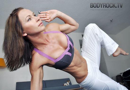 Intense 12 min ab exercises without equipment