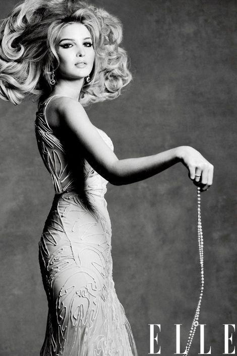 Ivanka Trump for Elle Magazine – Accessories and fine jewelry designer; Executiv