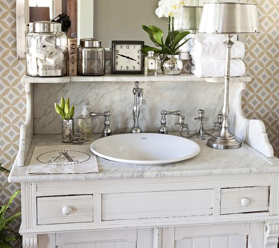 beautiful bath style