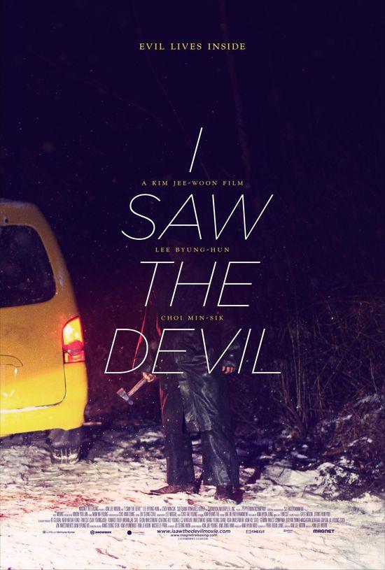 I saw the devil film korean