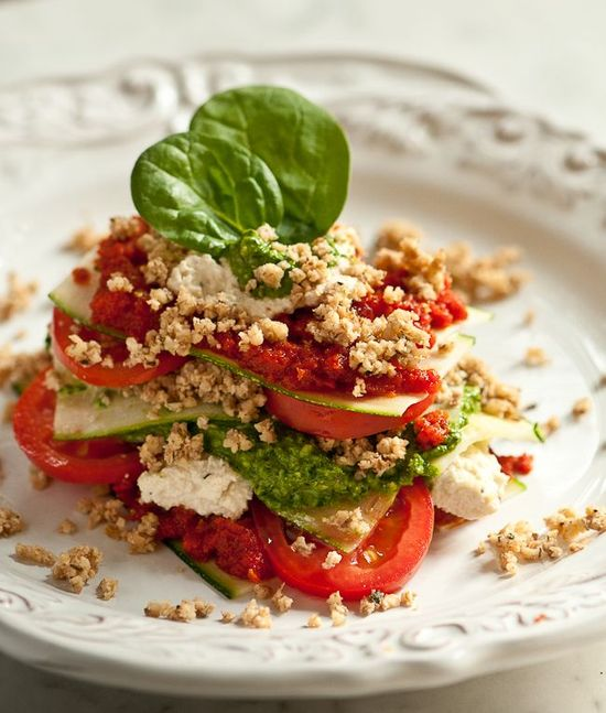 Raw Food website