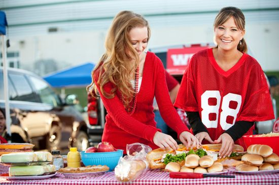 Tailgate cooking tips