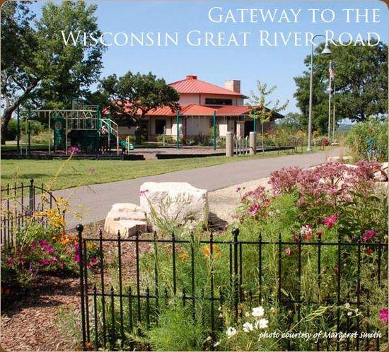 7 Interpretive Centers Of The Wisconsin Great River Road Ideas Great River Riverside Museum Prairie Du Chien
