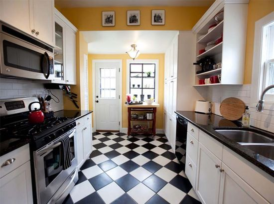 15 Inspiration Kitchen Floor