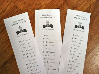 Math Racers: helping students memorize their math facts! Soaring Through Second