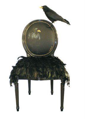 a great steampunk chair