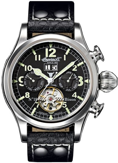 Ingersoll Bison No. 18 mens watch    may like the maker