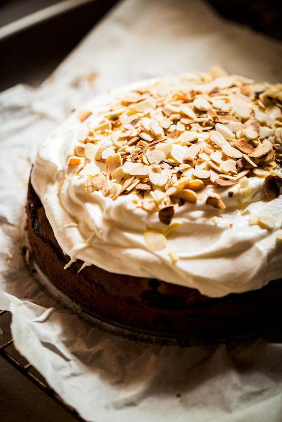 ... mascarpone cherry & chocOlate sponge cake ...