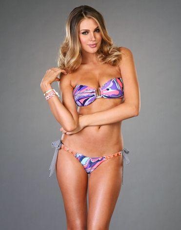 Beach Bunny Swimwear FEEL AGAIN - Black Friday Sale #blackfriday #sale #beachbunny #swimwear #bikini #model #sexy #shop
