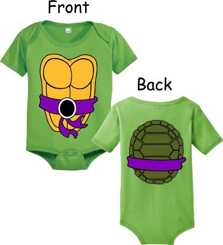 Teenage Mutant Ninja Turtles Green Donatello « Clothing Impulse