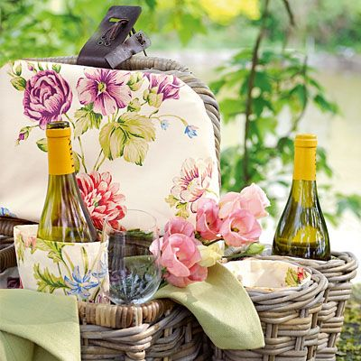 Picnic In a Basket