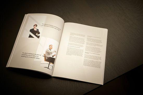 'When Sven met Marek.' The chief designers of Gaggenau and Aston Martin met recently to discuss design, philosophy, British motoring, German engineering and pulling rather than pushing.