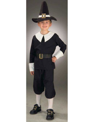 Forum Novelties – Pilgrim Boy Child Small Halloween « Clothing Impulse