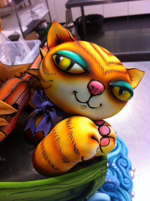 The Pussycat ! by Karen Portaleo/ Highland Bakery, via Flickr