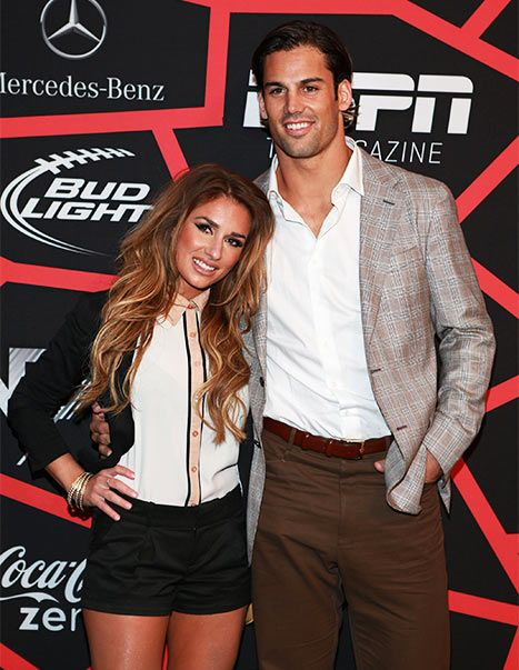 Jessie James and Eric Decker- Easily my newest celebrity couple obsession
