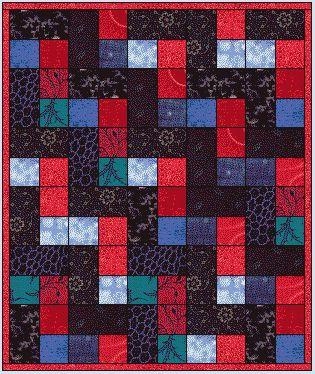 easy quilt layouts