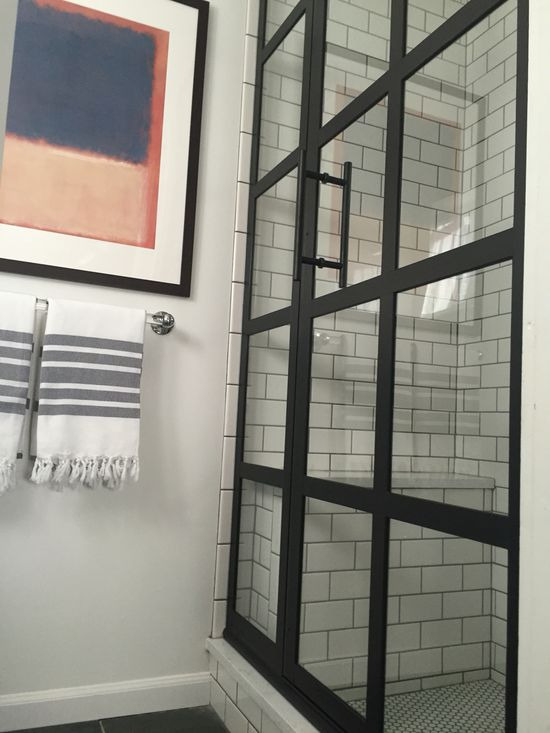 gridscape series coastal shower doors