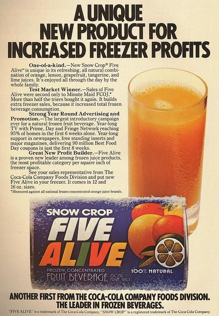 1979 Five Alive!