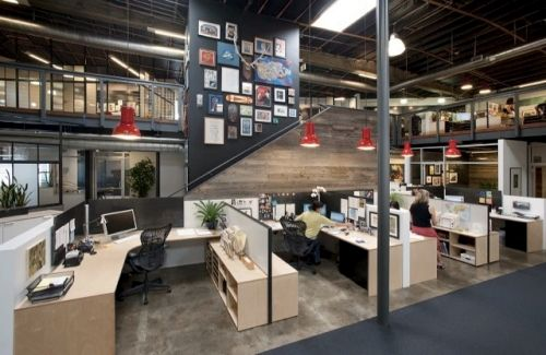 offices with Herman miller Mirra chairs