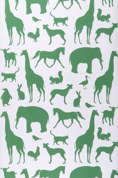 whimsical wallpaper