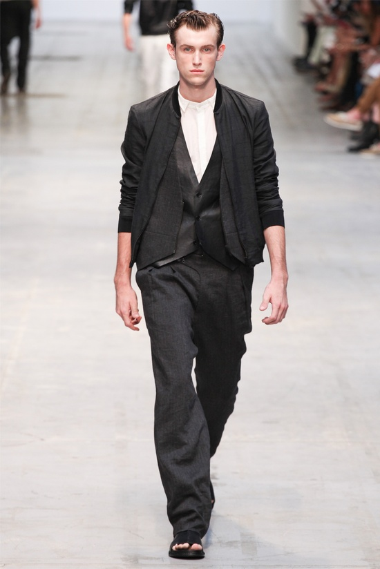 Costume National menswear Spring Summer 2013 collection
