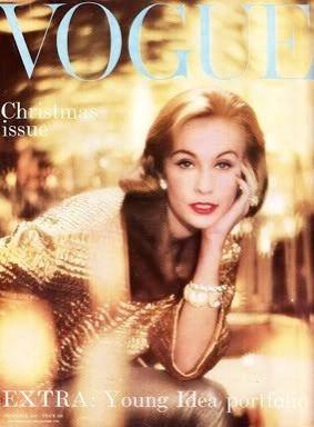 Vogue UK-December 1957