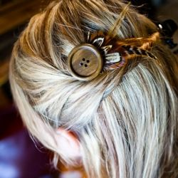 Pimped out bobby pins