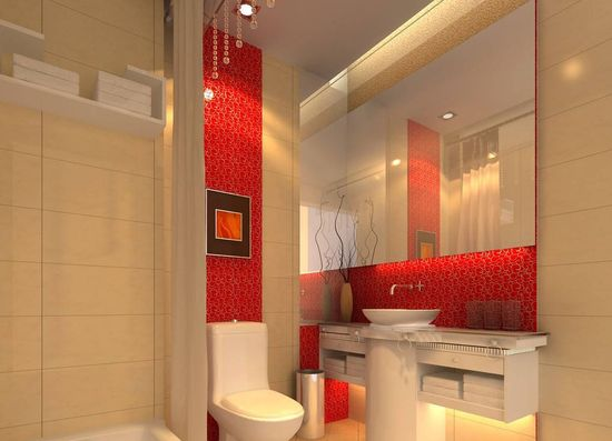 Bathroom Interior Design Idea