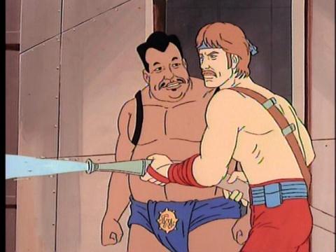 Karate Kommandos--Saturday Morning Cartoons