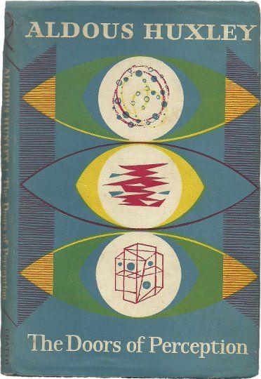 Aldous Huxley book cover