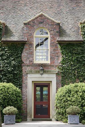 Beautiful window.brick.