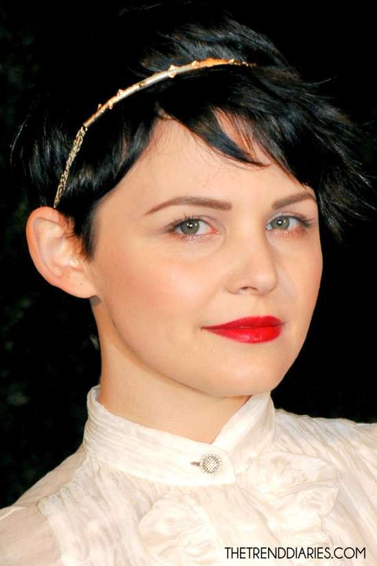 Ginnifer Goodwin at the Chanel Pre-Oscar Dinner at Madeo Restaurant in Los Angeles, California - February 25, 2012