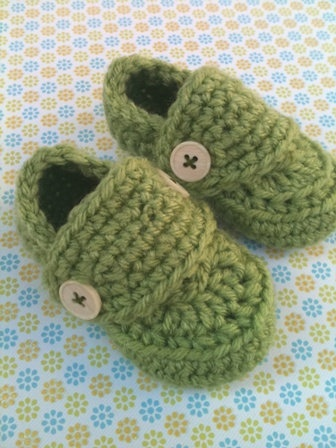 Baby loafers