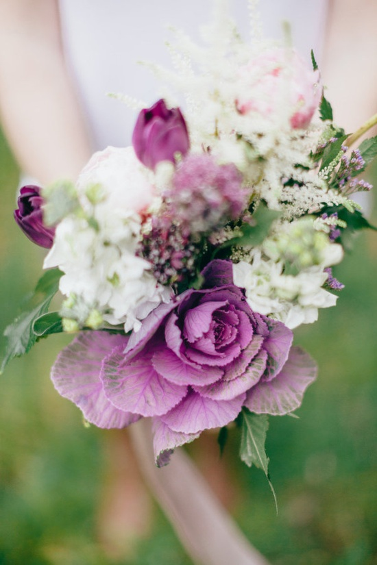 purple hued bouquet by www.poppiesflower...  Photography by eonimages.com.au
