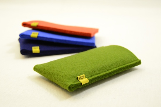 Wool Felt iPhone 5 Cases