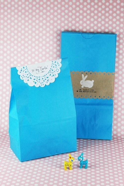 Party favor bags...